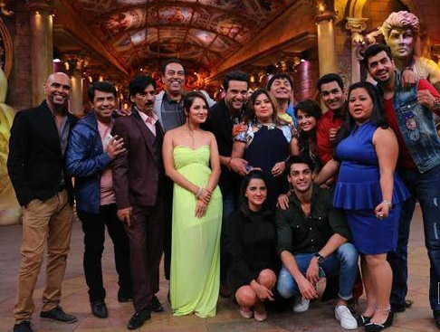 Varun Dhawan Kirti Sanon Dilwale Comedy Nights Bachao Tonight On Colors Full Episode 12th December