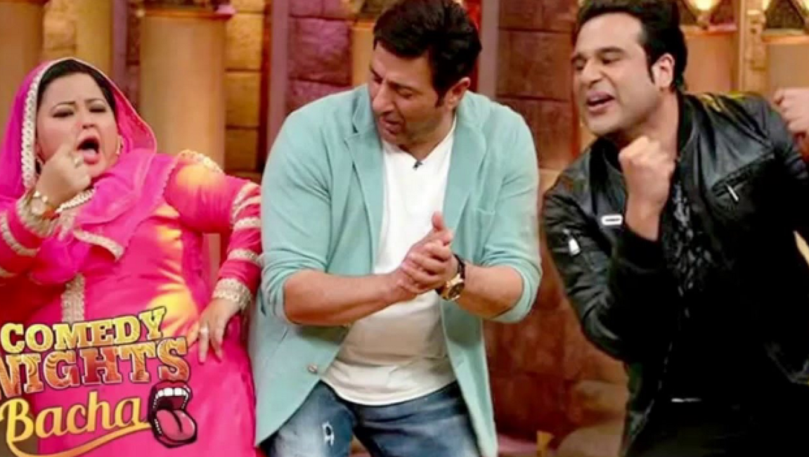 Sunny Deol Ghayal Comedy Nights Bachao Tonight On Colors Full Episode 9th January