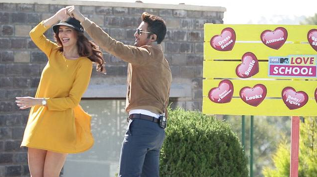 Watch Upen Karishma MTV Love School Episode 12 HD Tonight 6 February HD Live Video
