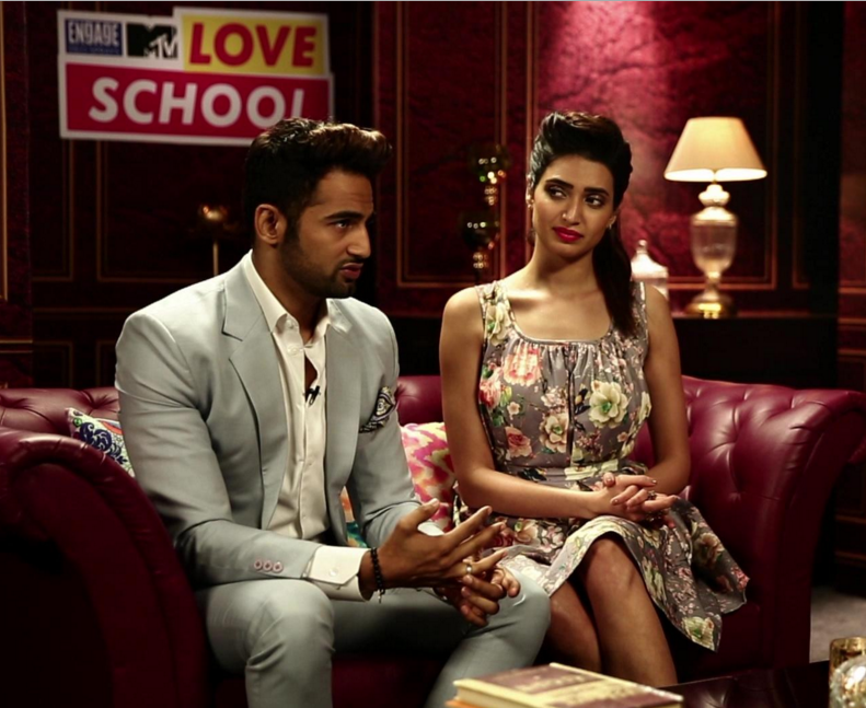 Watch Upen Karishma MTV Love School Episode 20 HD Tonight 27 February HD Live Video