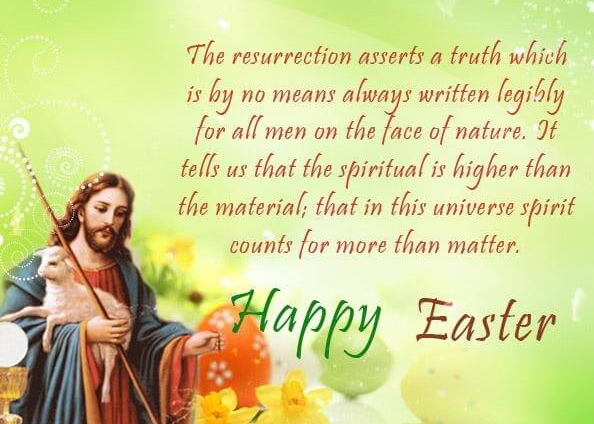 Happy Festival of Easter Wishes Quotes Messages SMS Status for Love Ones