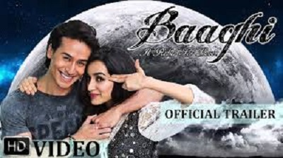 Baaghi Official Trailer Released|Launched