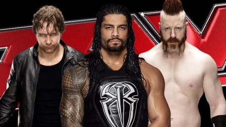 WWE Raw April 2016 Matches