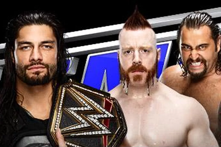 WWE Smackdown 4th April 2016 Match Fights complete Schedule