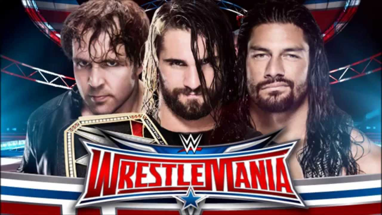 WWE WrestleMania 32 4th April 2016 Match Results