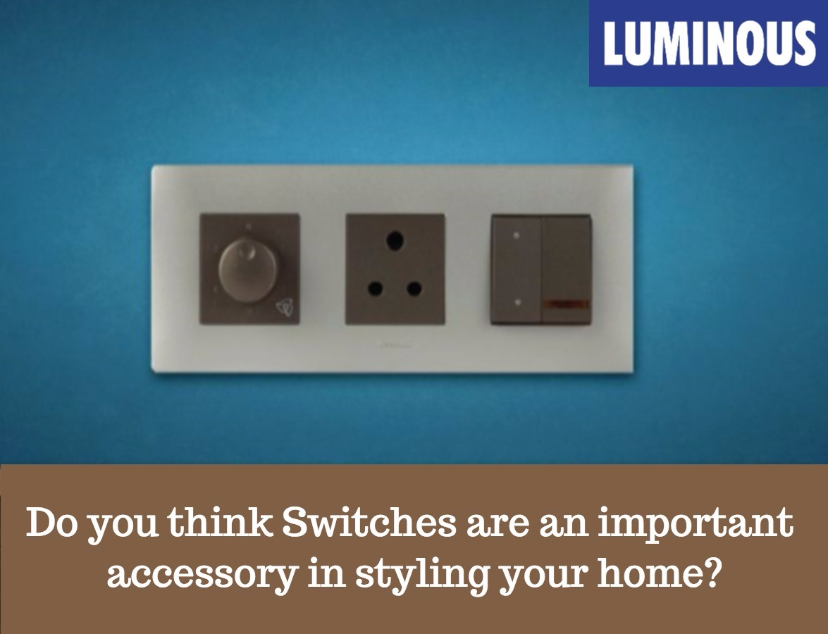 Something as small as this can change the way you look at your room again | #THINKSWITCH